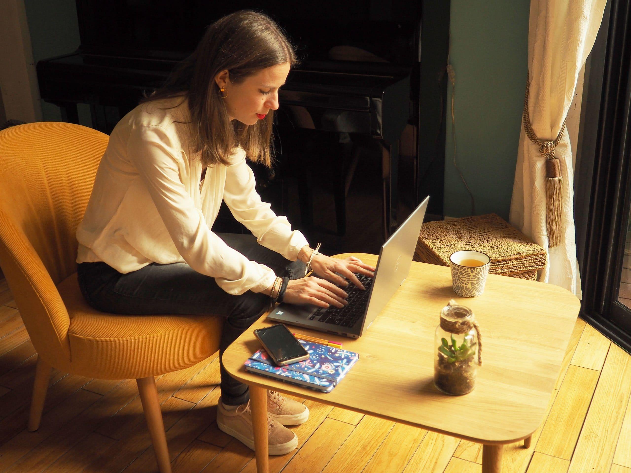 Créatrice de site web et Social Media Manager Freelance